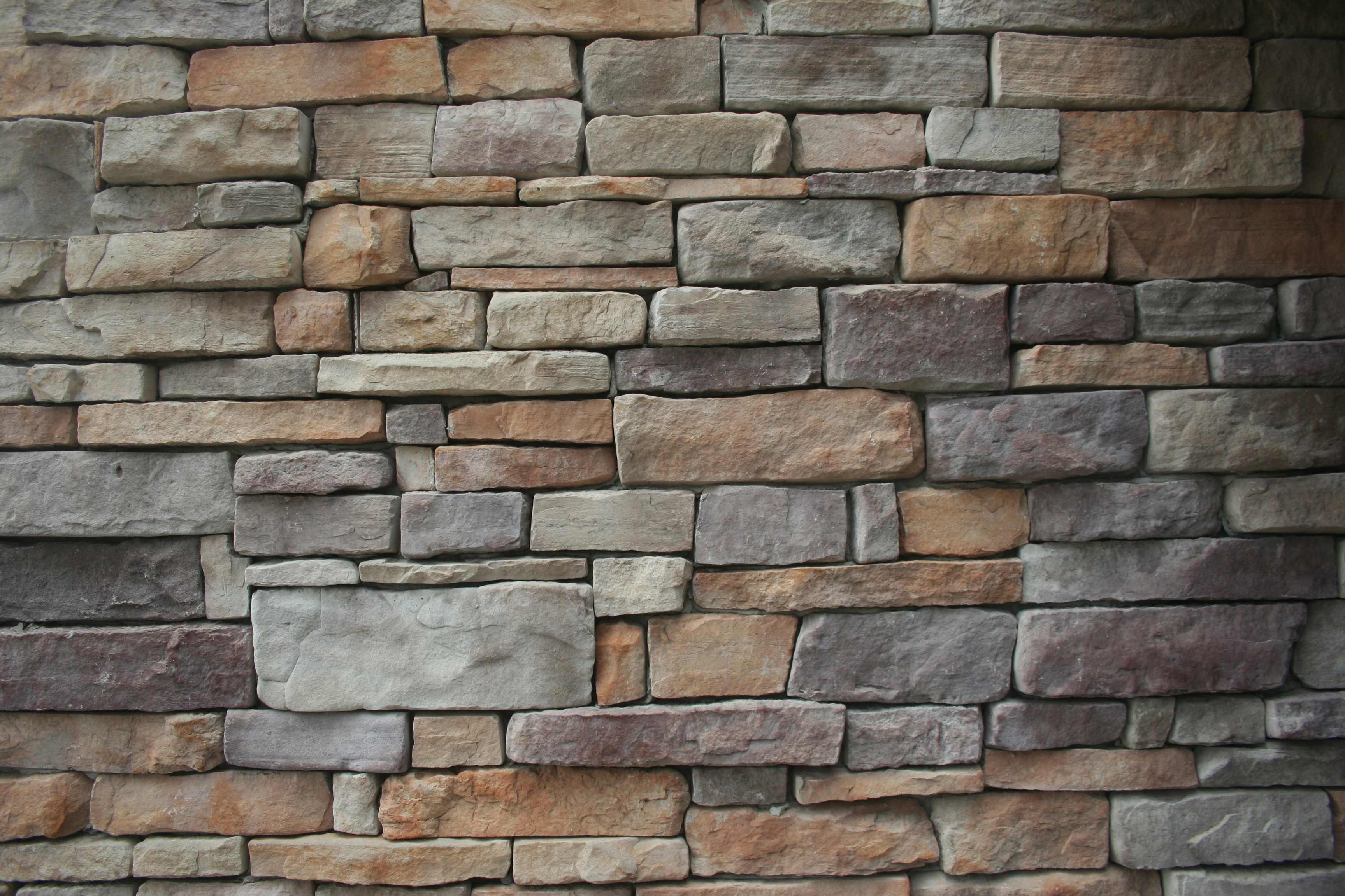 Cultured Stone Walls : Manufactured stone fireplaces courts building systems